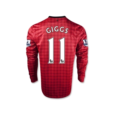 Manchester United FC 2012/13 GIGGS 11