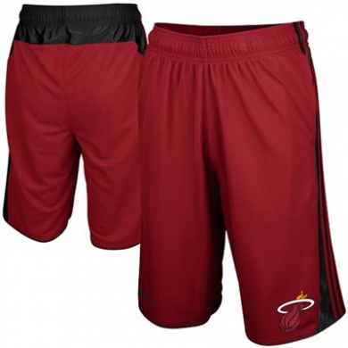 Miami Heat 3-Stripe Shorts