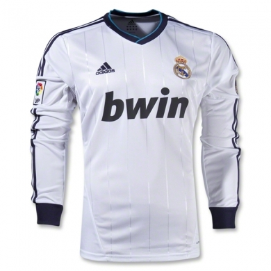 *Real Madrid CF 12/13 LS Camiseta adidas