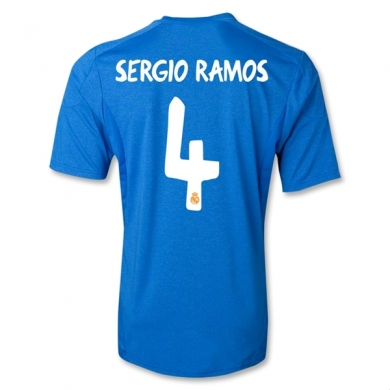 Real Madrid CF 13/14 Sergio Ramos 4