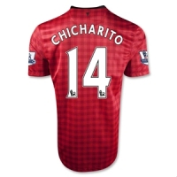 Manchester United FC 2012/13 CHICHARITO 14