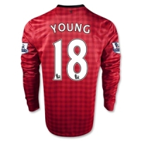Manchester United FC 2012/13 YOUNG 18