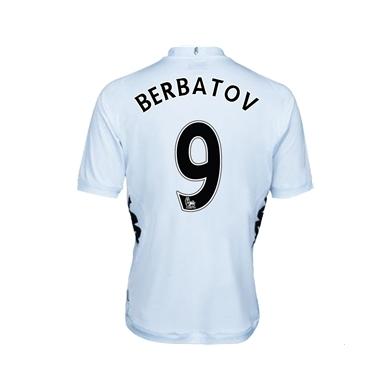 Fulham FC 2012/13 BERBATOV 9